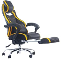 Merax Racing Style Executive PU Leather Swivel Chair