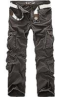 (ファロ) FALO 9color ZSY 迷彩 カーゴ パンツ 8ポケット TYPE 022 メンズ カジュアル