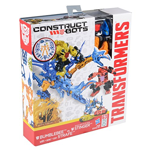 Transformers Age of Extinction Bumblebee vs Stinger (Transformers Age Of Extinction Bumblebee Toy)