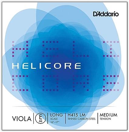Oferta amazon: D'Addario Orchestral Helicore - Cuerda individual E/Mi para viola, escala larga, tensión media