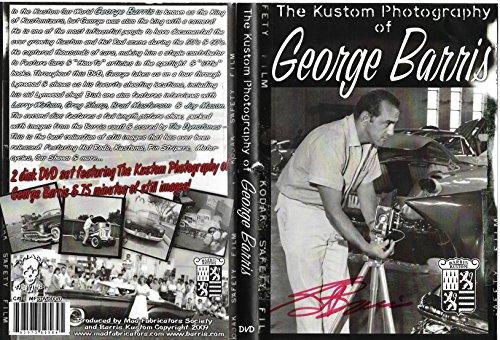 The Kustom Photography of George Barris - Mad Fabricators Society