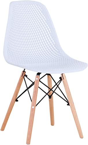 Meilleure Qualit Dining Chair Modern Style Mid Century Modern Hollow Chair Shell Lounge Plastic Chair