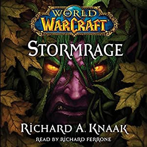 World of Warcraft: Stormrage | Livre audio
