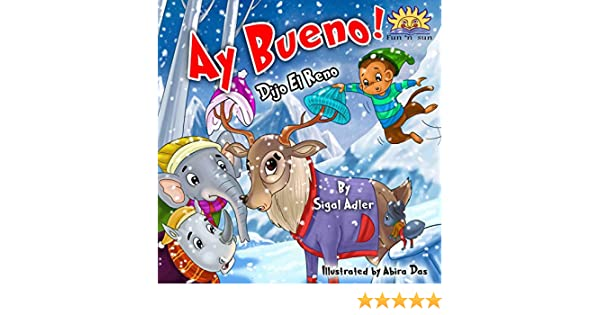 Childrens Spanish books: