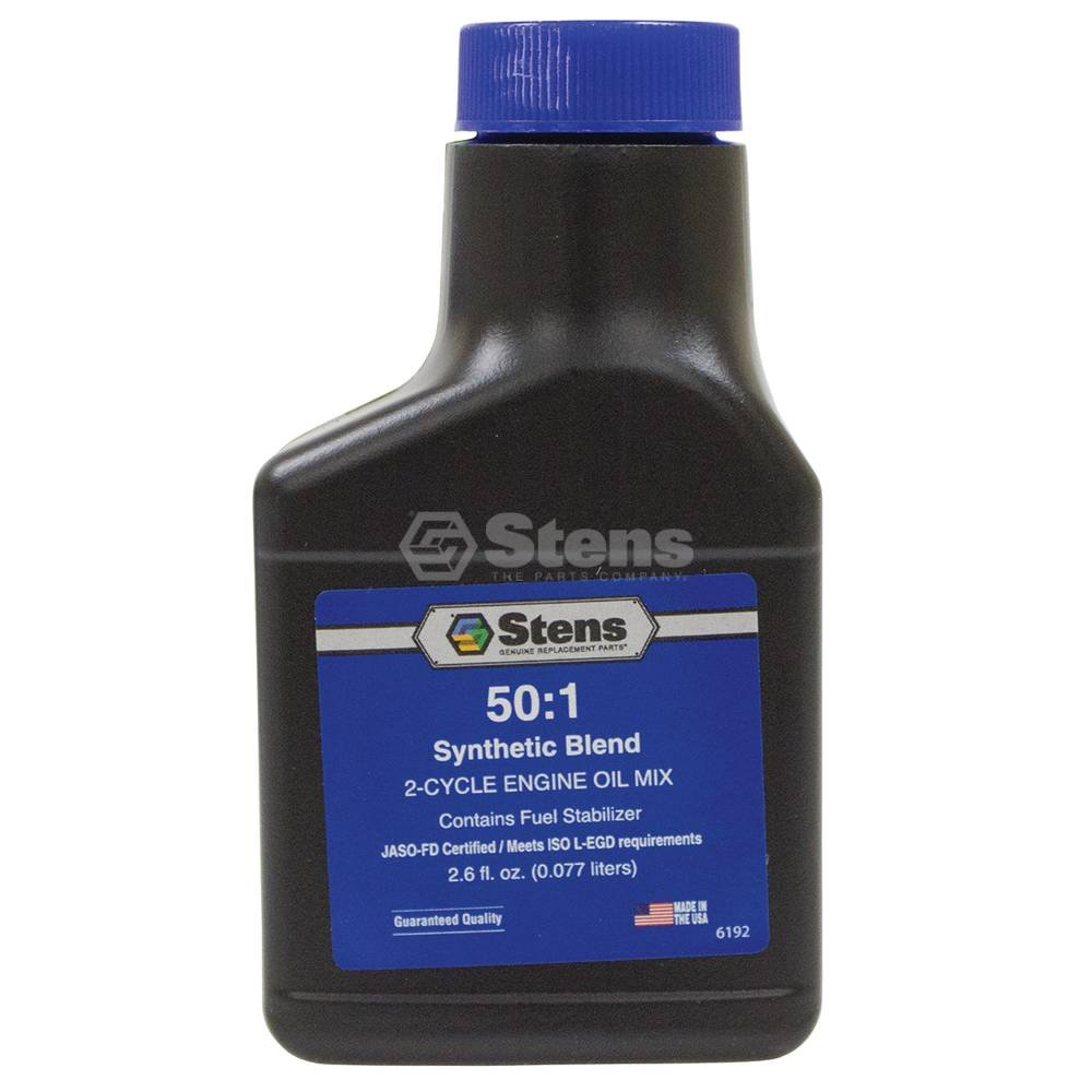 Stens 770-261 50:1 2-Cycle Oil Mix Syn Blend Case of 24 by Stens