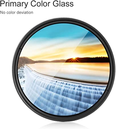 Filtro de Densidad neutra ND1000 67mm Canon EF-S 18-135mm f//3.5-5.6 IS USM