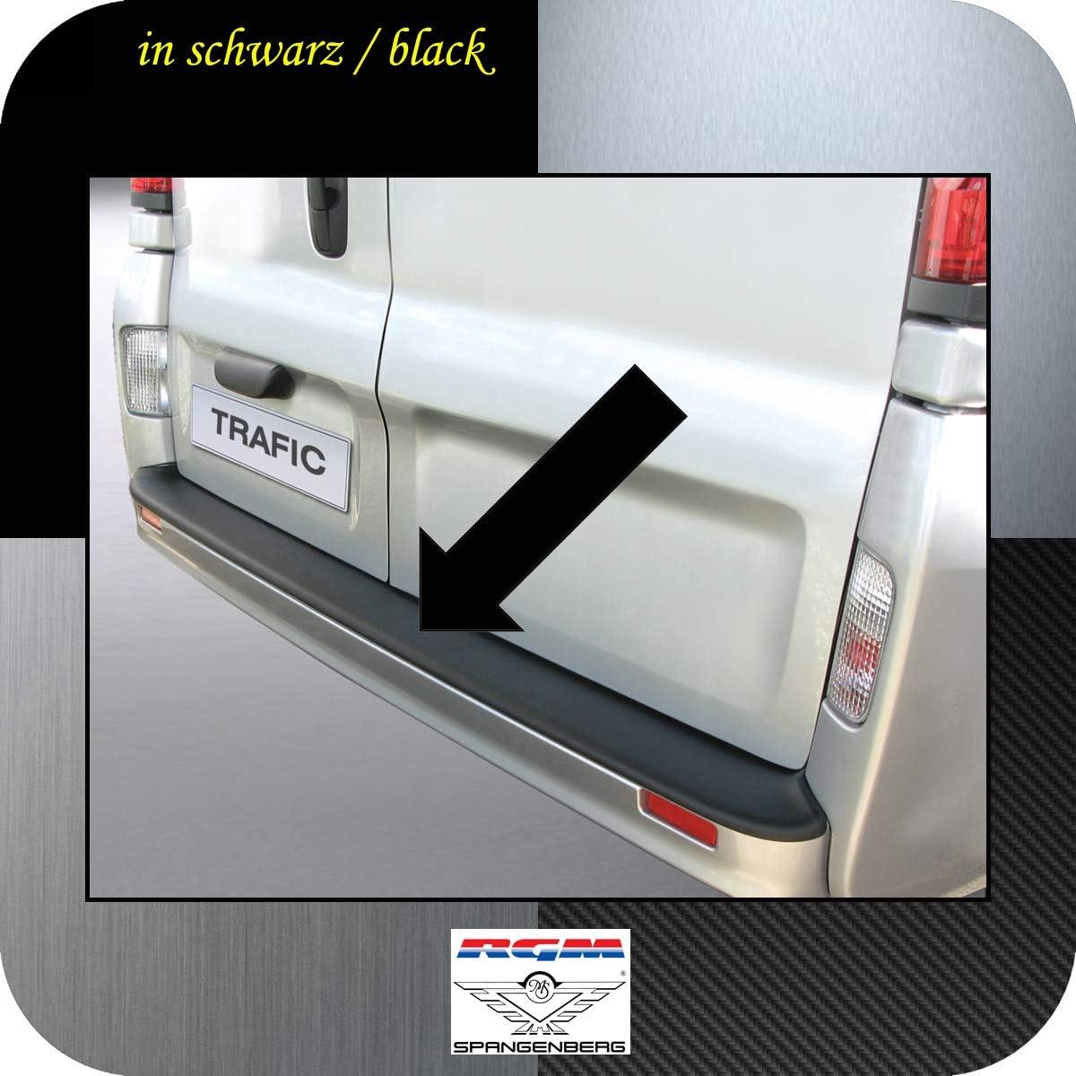 Richard Grant Mouldings Ltd RGM Protection de seuil de Chargement pour Renault Trafic II /à partir de Facelift ann/ée de Construction 2006-04.2014 RBP2363 Noir
