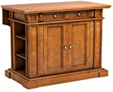 Americana Oak Kitchen Island by Home Styles