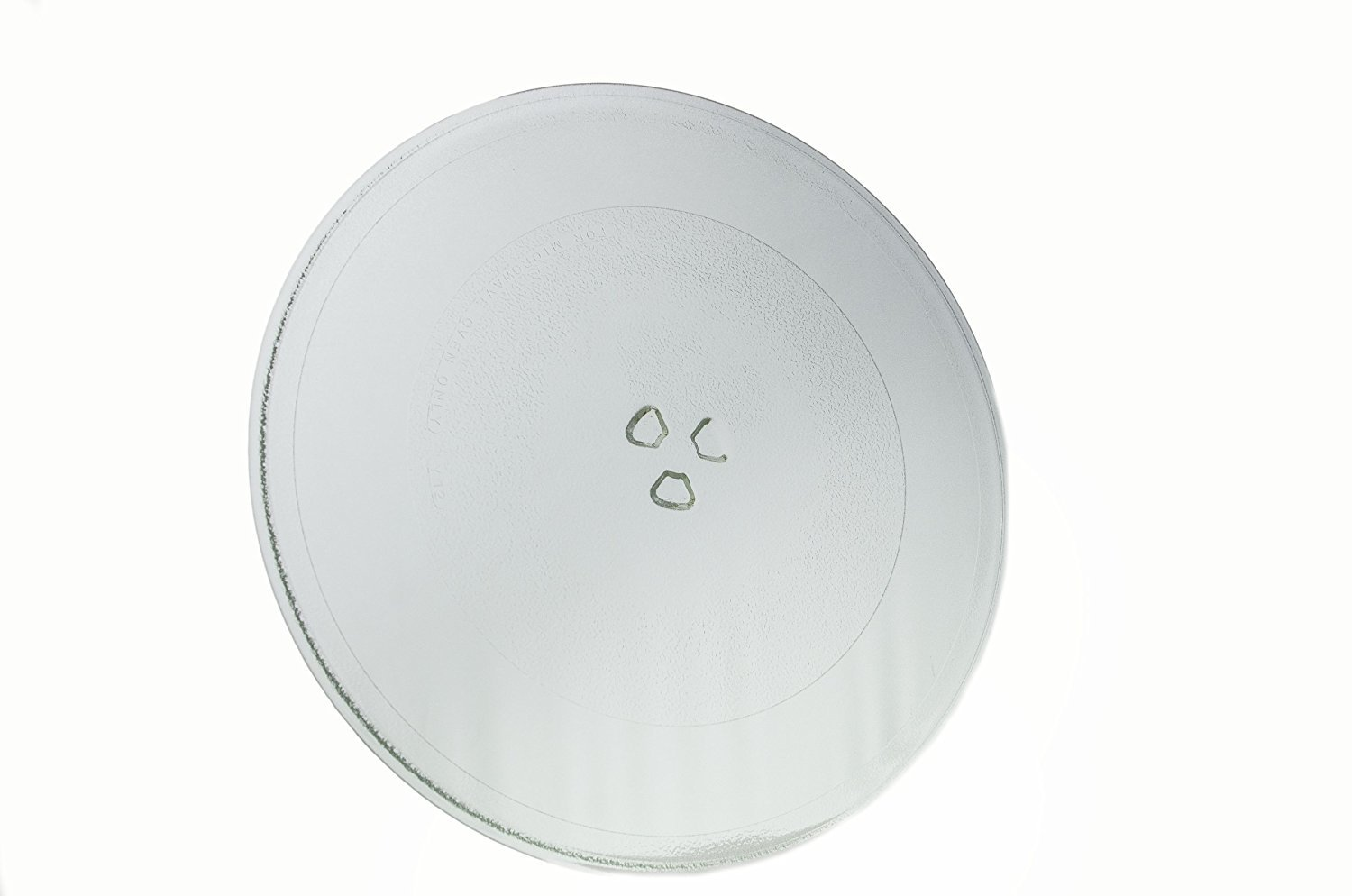 Enterpark Only Factory OEM Replacement Part MJS47373301 Glass Turntable Tray for LG Microwave Oven OEM product