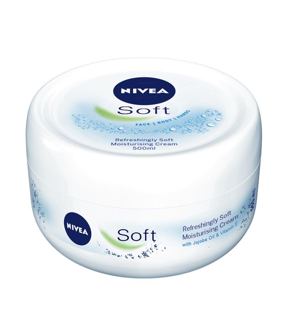 nivea refreshingly soft moisturizing creme