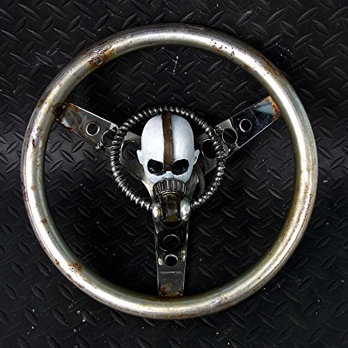 Warboys Costume (Mad Max Steering Wheel)