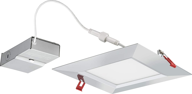 Lithonia Lighting WF6 LED 27K30K35K 90CRI ORB M6 Recessed Light Kit Oil-Rubbed Bronze Acuity Brands Lighting
