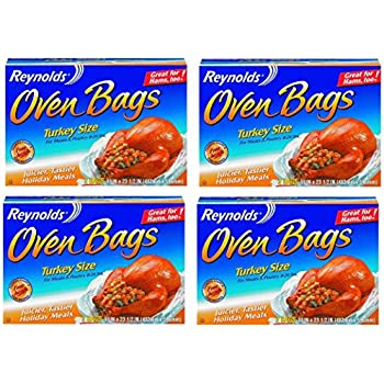 Reynolds Nylon 510 Reynolds Oven Bag 2-ct (Pack of 4) 8 bags Total