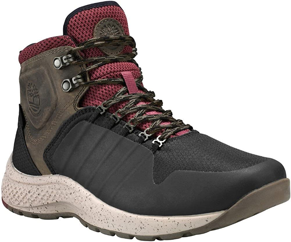Timberland Mens FlyRoam Trail Waterproof Hiking Boot