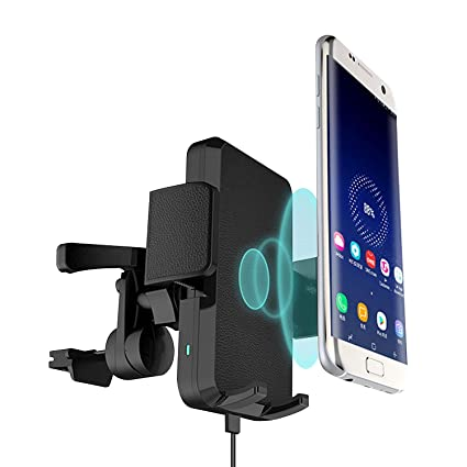 Amazon.com: Cargador de coche inalámbrico para iPhones: VIEE