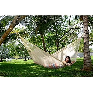 Hammocks Rada Handmade Yucatan Hammock Matrimonial Size Natural Color
