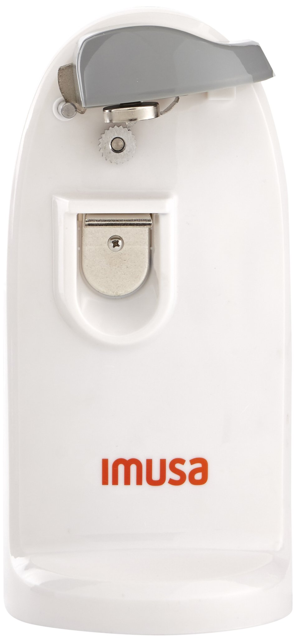 IMUSA USA GAU-80322W 3-En-1 Electric Can Opener, 1'', White