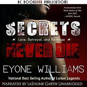 Secrets Never Die Audiobook