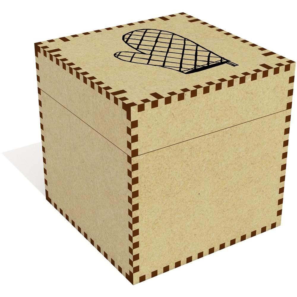 Azeeda Grande Guante para el Horno Joyería Caja (JB00004764 ...