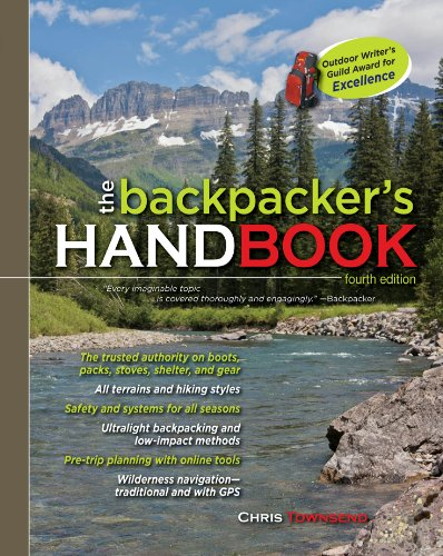 The Backpacker's Handbook, 4th Edition (International Marine-RMP) cover