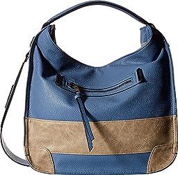 Steve Madden Women\'s Bbenny Blue/Grey Handbag