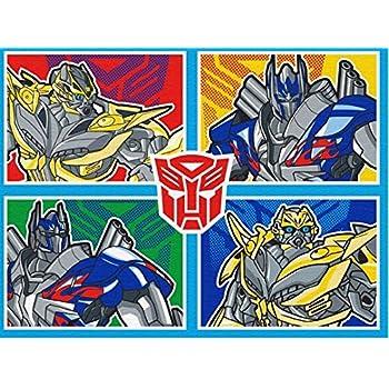 Amazon Com Hasbro Transformers Rug Optimus Prime