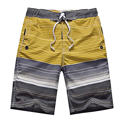 SILKWORLD Mens Soft Comfortable Trunk