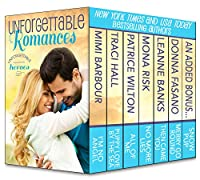 Unforgettable Romances: Unforgettable Heroes by Mimi Barbour ebook deal