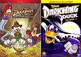 Disney Vol. 1 25 Episode Darkwing Duck Cartoons & Ducktales The Movie Treasure f the Lost Lamp Bundle