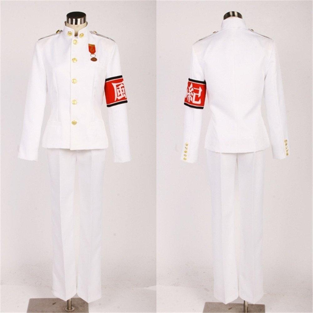 Danganronpa Kiyotaka Ishimaru Cosplay Costume(FL)