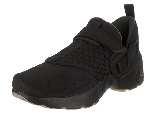 b6c68bb758a Image Unavailable. Image not available for. Color  Jordan Mens Trunner LX  Black Anthracite Gum Yellow ...