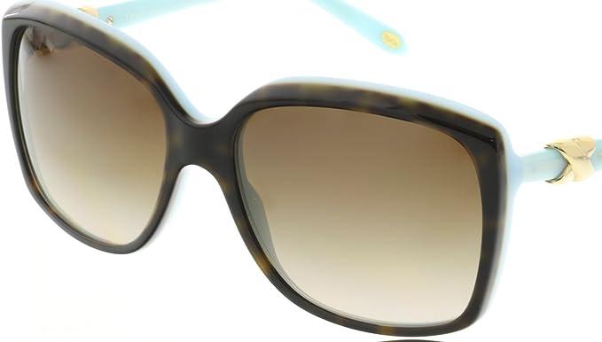 Amazon.com: Tiffany 0TF4076 Sun - Gafas de sol para mujer ...