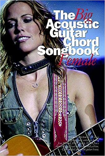 Amazon.fr - Big Guitar Chord Songbook : Acoustic Female ...