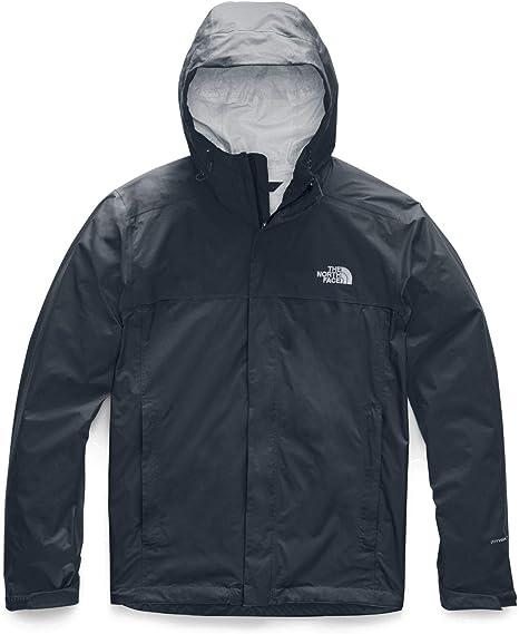 The North Face Men/'s Venture Waterproof Rain Jacket Asphalt Grey NEW
