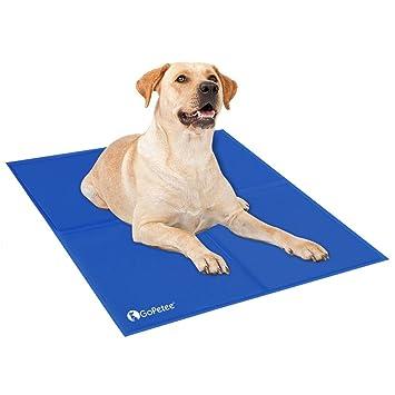 GoPetee Alfombrilla de Refrigeración para Mascotas Cama de Perro y Gato para Verano Animales Manta de