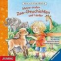 Meine ersten Zoo-Geschichten und Lieder (Meine erste Kinderbibliothek) Hörbuch von Hannelore Dierks, Susanne Szesny Gesprochen von: Karl Menrad
