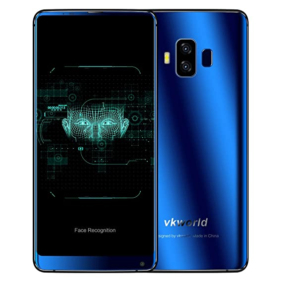 45fdfbcd4 Image Unavailable. Image not available for. Color  VKworld S8 4GB+64GB 5.99 inch  Full Screen Android 7.0 MTK6750T Octa Core ...