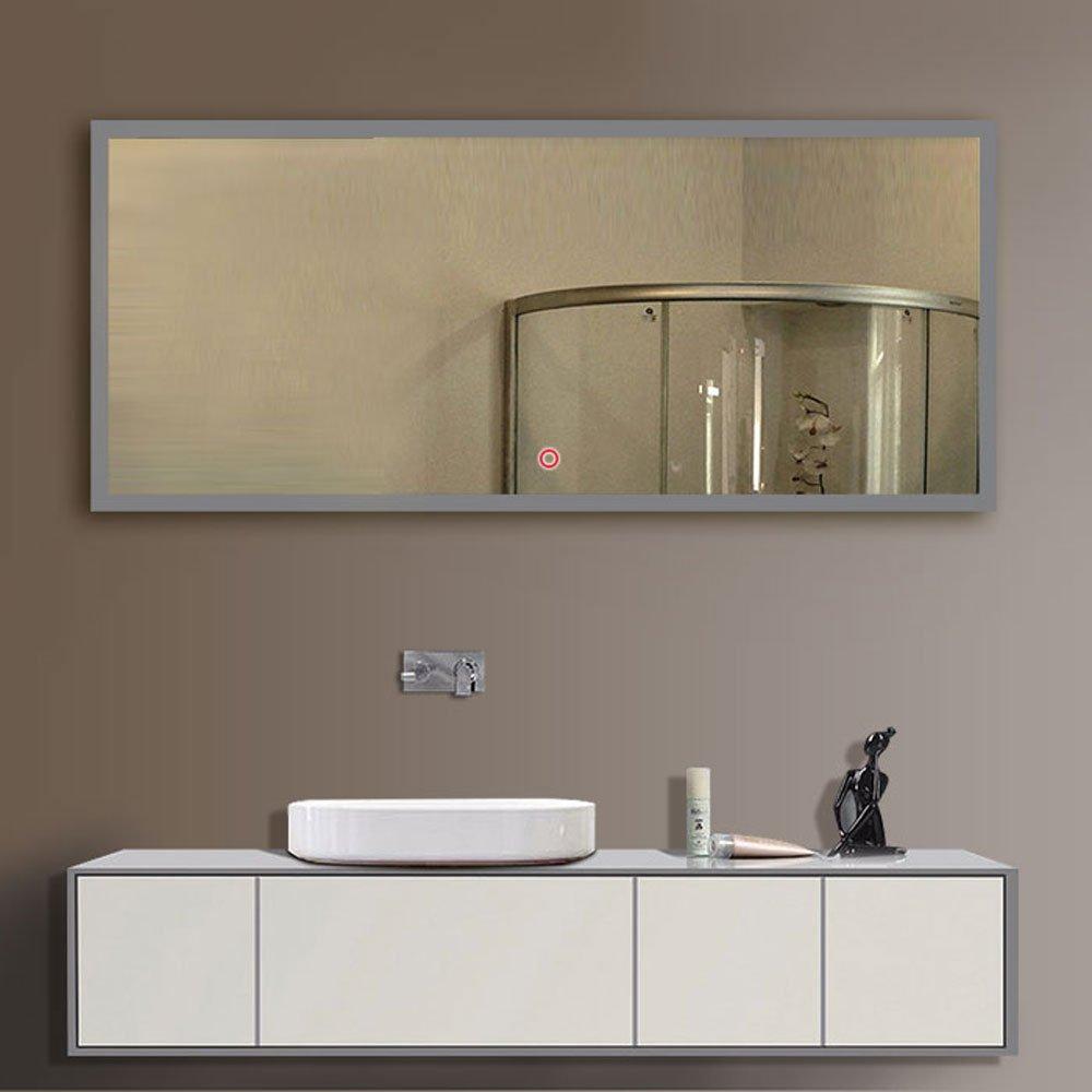 Amazon.com: DECORAPORT 84 Inch * 40 Inch Horizontal LED Wall Mounted ...