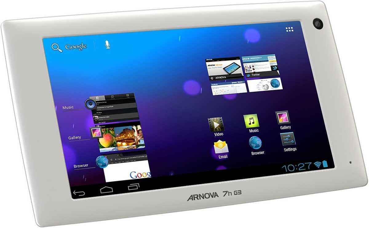 Archos Arnova Tablette Tactile Android dp BJUZ