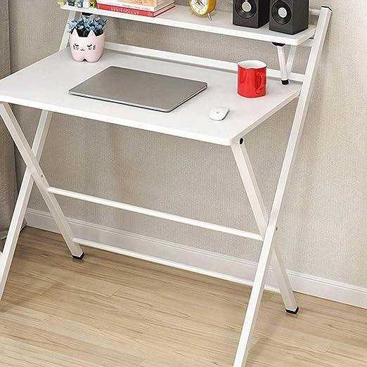 HY Mesa Plegable Multifuncional de Oficina Simple para el ...