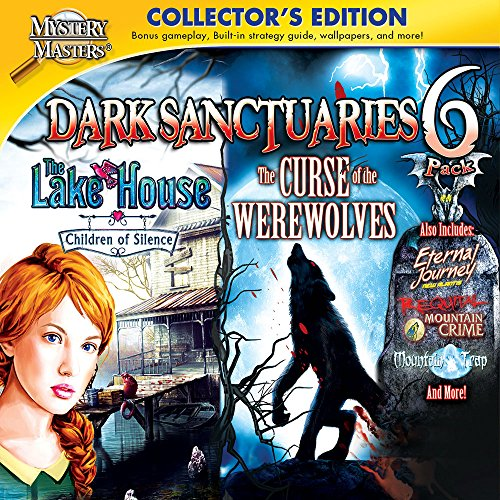 Viva Media Dark Sanctuaries 6-Pack JC