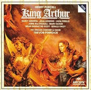 Purcell: King Arthur / Pinnock
