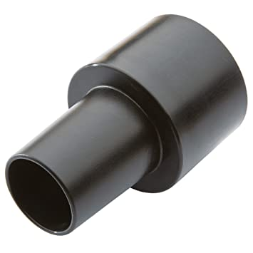 Shop vac dust fitting adapter for 1 14 in to 2 14 in diameter shop vac dust fitting adapter for 1 14 in to 2 1 greentooth Gallery