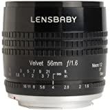 Lensbaby Velvet 56 for Nikon F