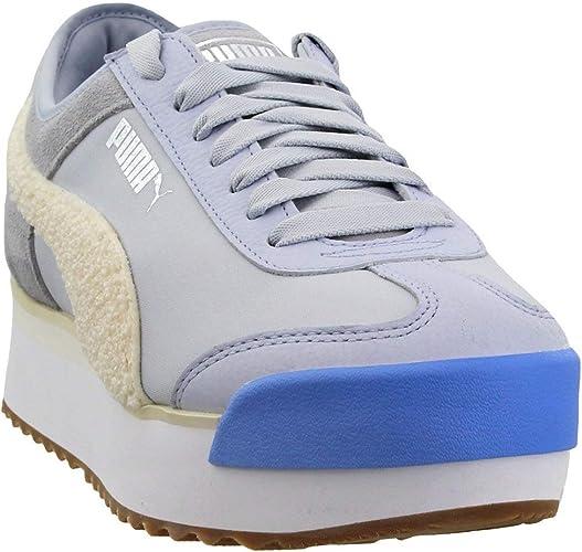 Amazon.com | PUMA Womens Roma Amor Heritage Casual Sneakers ...