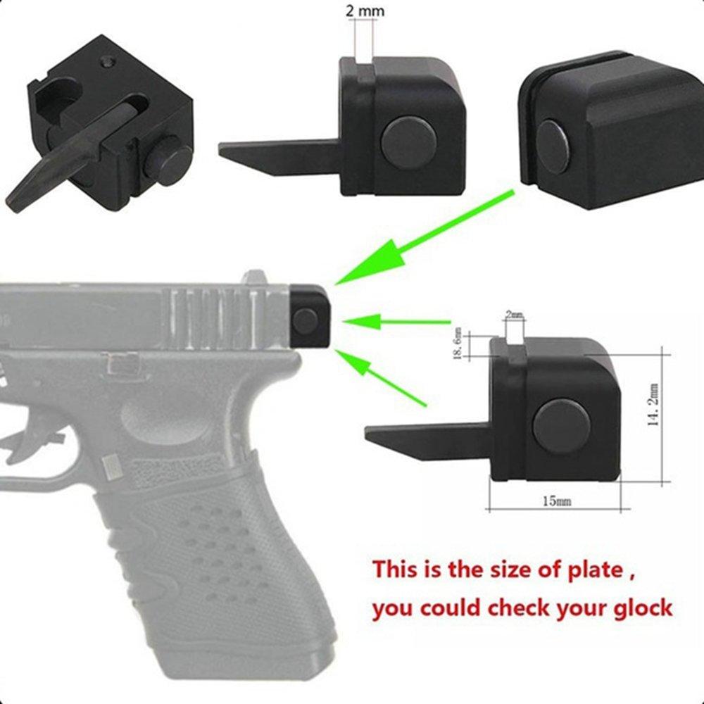 Selector de cadencia para Glock: Amazon.com.mx: Deportes y Aire Libre