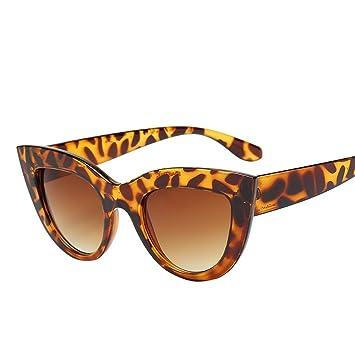 Rumas Gafas de Sol polarizadas Cat Eye de Gran Tamaño, Gafas de Sol para Conducción