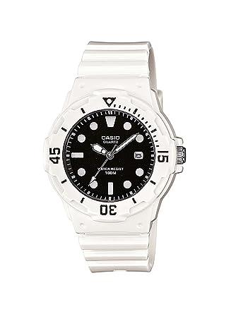 Casio LRW,200H,1EVEF , Reloj analógico de cuarzo para mujer con correa de