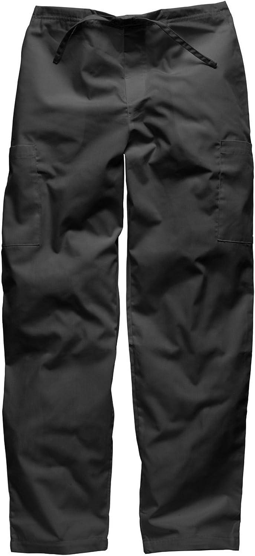 Dickies Workwear Pantalones Medicinales Con Cordon Pantalones De Deslizamiento Mujeres Y Hombres Profesiones Dentista Enfermera Veterinario Medico Sanitaria Ropa Especializada Pantalones