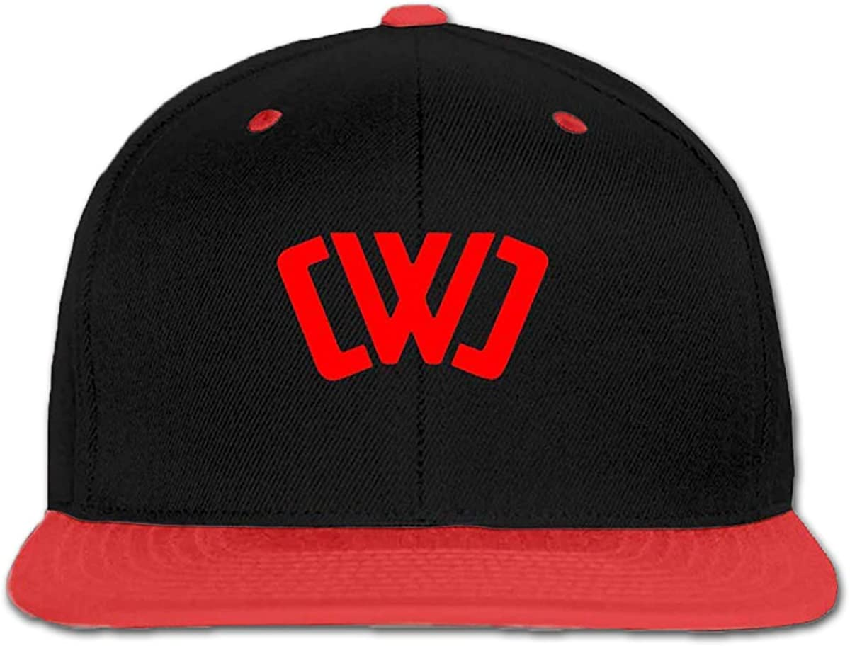 CWC Chad Wild Clay Hip Hop Baseball Caps for Kids Adjustable Snapback Hat Unisex (One Size, CWC)
